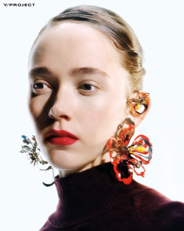 Stella Ripper, chosen by the firm Y/Project FW21 for its new campaign 2