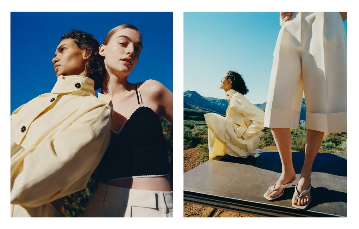 Reserved produces in Gran Canaria its new Spring 2021 Lookbook 1