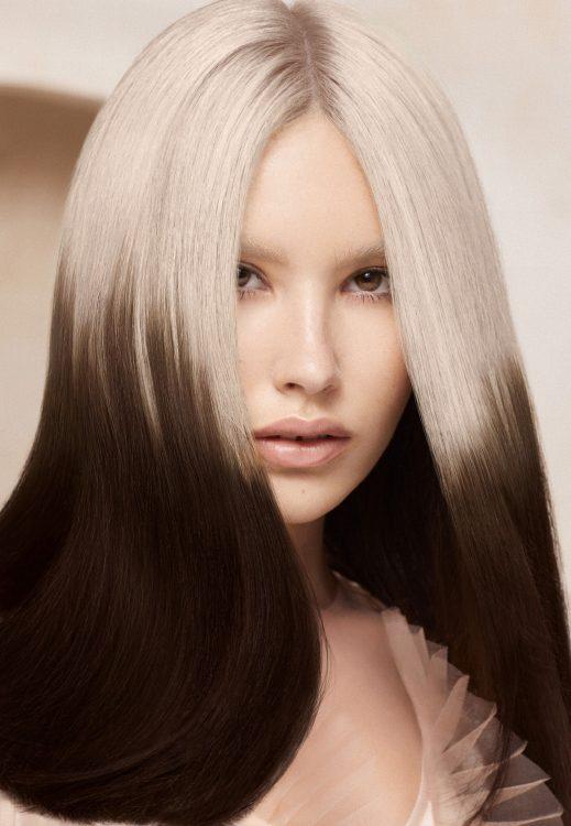 Teresa Nuez es la imagen de la nueva campaña de Revlon Professional 1