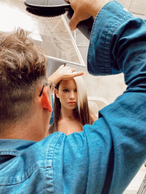 Teresa Nuez es la imagen de la nueva campaña de Revlon Professional 6